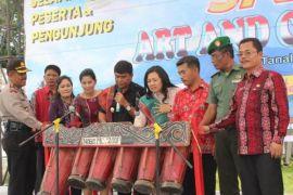 Samosir gelar festival budaya seni budaya Batak