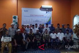 PT Inalum buka puasa bersama jurnalis