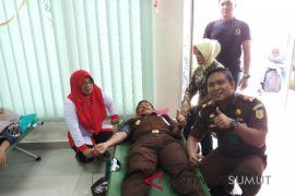 Kejari bhakti sosial donor darah