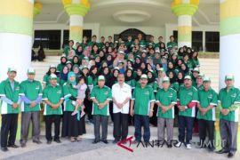 Mahasiswa USU KKN di Tanjungbalai
