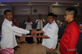 Hasil Pleno, KPU Asahan nyatakan Eramas Raup 75 persen suara