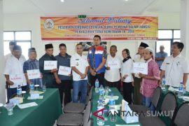 Pemkab Tapteng terima dana CSR dari Pertamina Rp 1,4 M