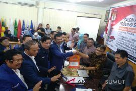 Partai Nasdem daftarkan 100 Bacaleg Sumut