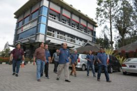 Ali Yutono ketua wartawan unit Pemko Tebing Tinggi