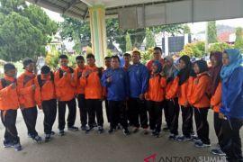 154 Atlet Padangsidimpuan siap dulang prestasi Popdasu