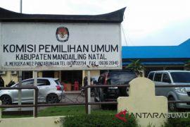 KPU Madina buka pencalonan Bacalon DPRD.