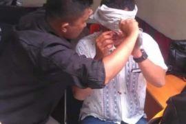 Polisi amankan 5 terduga dalang pelempar