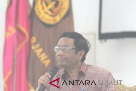 Mahfud MD serahkan pengusulan cawapres kepada Jokowi