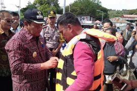 Peyneberangan danau Toba Simanindo_Tigaras dibuka lagi