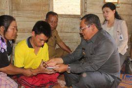 Penyandang disabilitas di Samosir dapat bantuan Kemensos