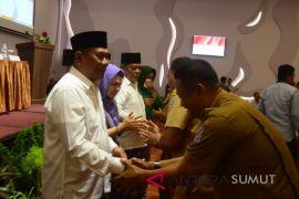 KPU Deliserdang tetapkan Ashari-Ali Yusuf pemenang pilkada