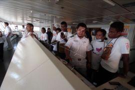 Siswa mengenal Nusantara di edukasi