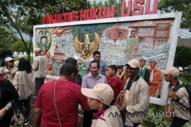 Fakultas hukum USU berikan pencerahan siswa Papua