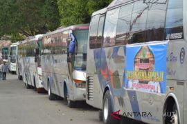 11 Bus siap berangkatkan 324 JCH