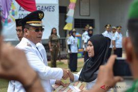 238 tahanan Lapas IIB Padangsidimpuan dapat remisi kemerdekaan