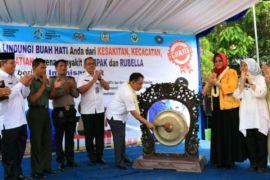 Wali Kota Binjai canangkan kampanye imunisasi MR