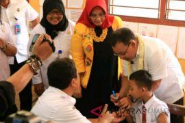 Pemkot Binjai targetkan 70.809 anak imunisasi