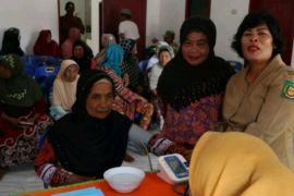 Indonesia power lakukan pengobatan gratis ratusan warga