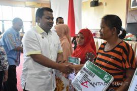 3000 warga Tanjungbalai terima JKN-KIS PBI