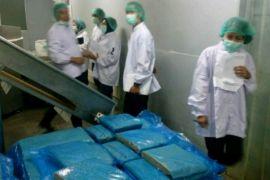 SKIPM Medan beri pelatihan  HACCP dorong ekspor