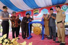 Labuhanbatu dukung pencanangan bhakti sosial TNI- KB-Kes