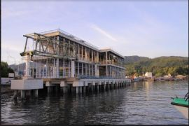 Pelabuhan Sibolga dikembangkan jadi titik pengumpul