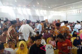 500 anak yatim disantuni