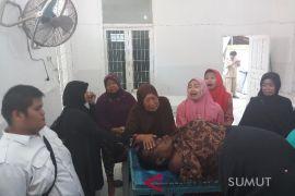Nelayan kerang warga Tanjungbalai tewas ditembak OTK