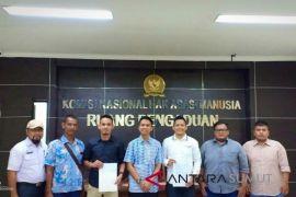 Aktivis laporkan penembakan nelayan ke Komnas Ham