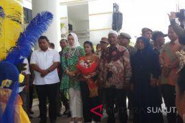 Warga Tanjungbalai antusias sambut Delima  KDI