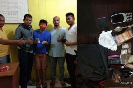 Polisi bekuk nelayan pengedar narkotika