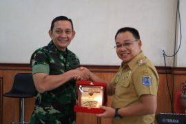Pangdam:TNI-Polri tetap jaga netralitas