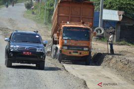 Jalan Bypass Padangsidimpuan mulai dikerjakan