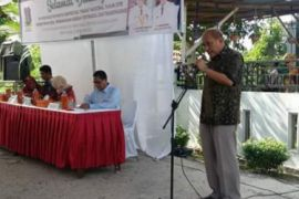 Tim verifikasi lomba Posyantek nasional di Tebing Tinggi