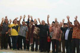 Bupati Samosir kukuhkan kelompok pelaku wisata