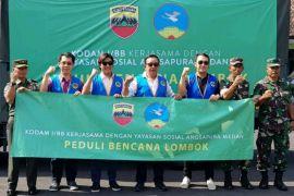 Kodam I/BB kirim bantuan kemanusiaan ke Lombok