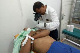 Dua karyawan PTPN IV tewas terhirup gas inti sawit
