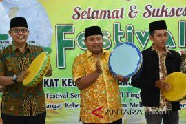 Wali Kota buka festival seni nasyid 2018