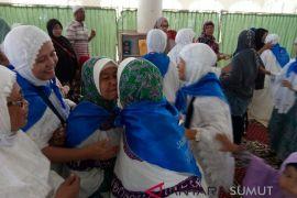 177 jamaah tiba di Simalungun
