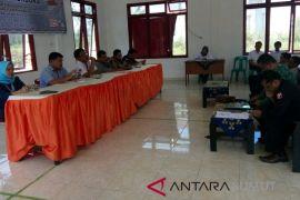 DCT anggota DPRD Simalungun 482 orang