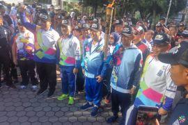 Obor Asian Para Games diarak di Medan