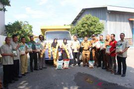 Bulog Kisaran gelar operasi pasar untuk jaga ketersediaan beras