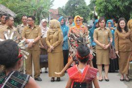 Kelurahan Limau Sundai Binjai ikuti penilaian kampung KB