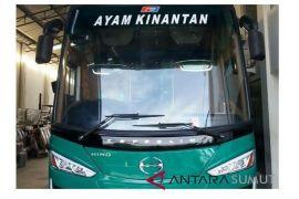 PSMS dapat bantuan bus dari Pemkot Medan