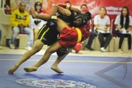 Sumut gelar Wushu Sanda  Open Piala Kapolda