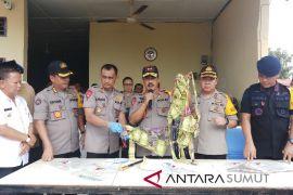 Kapolda: Terduga teroris di Tanjungbalai jaringan Syaiful