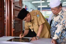 Wali Kota resmikan Koperasi 212 Mart Tebing Tinggi