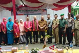 Tim penilaian kecamatan terbaik kunjungi Kecamatan Air Joman