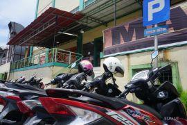 Tarif parkir di Padangsidimpuan langgar Perda