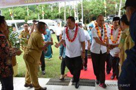 Padangsidimpuan Batunadua optimis masuk kecamatan terbaik